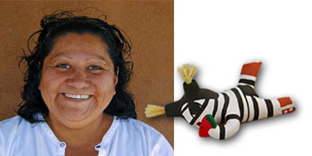 Antoniette Concha | Storyteller Artist | Penfield Gallery of Indian Arts | Albuquerque | New Mexico
