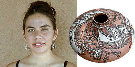 Celinda Mckelvey Pottery From Penfield Gallery Of Indian Arts