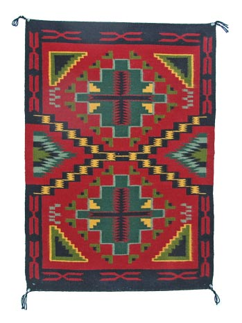 Julia Charley | Navajo Weaving | Penfield Gallery of Indian Arts | Albuquerque, New Mexico